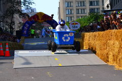 Free Montreal Red Bull Soapbox Race Royalty Free Stock Image - 58998446