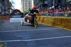 Montreal Red Bull Soapbox Race Royalty Free Stock Photos