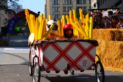 Montreal Red Bull Soapbox Race Royalty Free Stock Images