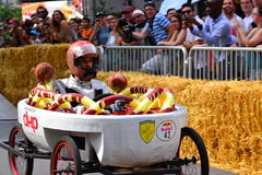 Montreal Red Bull Soapbox Race Stock Photography
