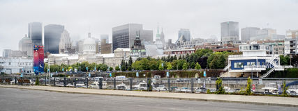 Montreal scene Royalty Free Stock Image