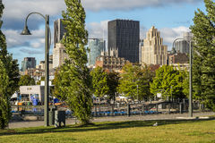 Montreal scene Stock Images