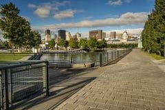 Montreal scene Royalty Free Stock Photo
