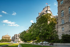 Montreal scene Royalty Free Stock Images