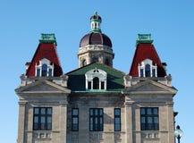 Montreal, servizio di Maisonneuve. fotografie stock