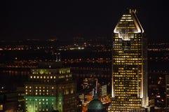 Montreal skyline, Canada Royalty Free Stock Photo