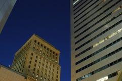 Montreal skyscrapers Stock Image