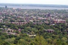 Montreal stad i Quebec, Kanada Royaltyfri Foto