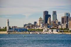 Montreal-Stadtbild Lizenzfreie Stockfotografie