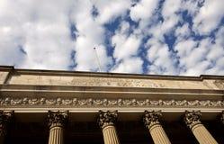 Montreal Stock Exchange Stock Photo