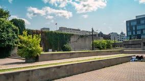 Montreal-Szene lizenzfreies stockfoto
