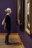 Montreal sztuk piękna muzeum pokój Zdjęcie Royalty Free