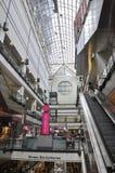 Montreal, 27th Czerwiec: Magasin Les Ailes od metra w centrum Montreal w Quebec prowinci Kanada Zdjęcie Stock