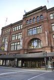 Montreal, 27th Czerwiec: Magasin losu angeles Baie d ` Hudson budynek od Montreal w Quebec prowinci Kanada Fotografia Stock