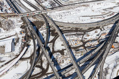 Montreal Turcot interchange project stock photos