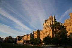 Montreal urząd miasta Fotografia Royalty Free