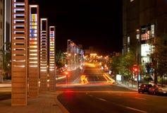 Montreal van de binnenstad Stock Afbeelding