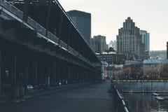 Montreal velho Imagem de Stock
