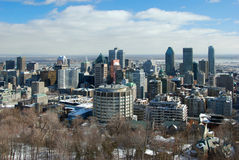 Montreal Royalty Free Stock Photos