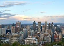 Montreal, visión escénica Fotos de archivo libres de regalías