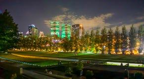 Montreal widok Zdjęcie Stock