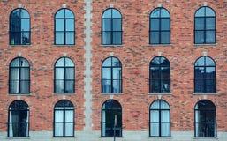 Montreal window Stock Photo