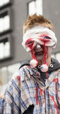Montreal Zombie Walk, 2014 edition Stock Images