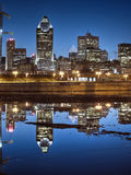 Montrealcité DU Havre Lizenzfreie Stockfotos