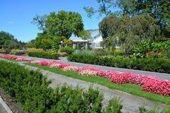 Montreals botanical garden Stock Image