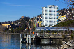 Montreaux Royalty Free Stock Images