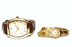 Montres-bracelet Image libre de droits