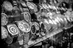 montres-bracelet Photos libres de droits