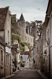 Montresor. Chateaux Montresor, France Stock Images