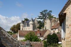 Montresor Francia Fotografie Stock