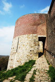 Montreuil-Sur-Mer城堡  免版税图库摄影