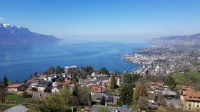 Montreux stock foto