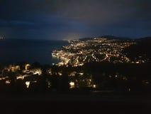 Montreux stock foto's