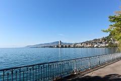 Montreux Images libres de droits