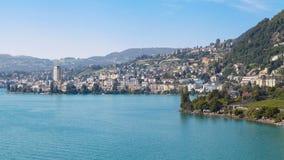 Montreux Photographie stock libre de droits