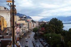 Montreux Photo stock