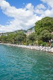 Montreux,Lake Geneva,Switzerland Royalty Free Stock Photography
