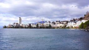 Montreux, Suíça Foto de Stock Royalty Free