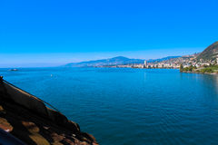 Montreux, Svizzera Fotografia Stock Libera da Diritti