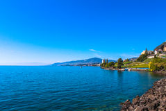 Montreux, Svizzera Fotografie Stock