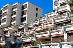 Montreux, Svizzera Immagini Stock Libere da Diritti