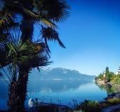 Montreux, Svizzera immagini stock