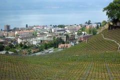 Montreux, Switzerland Stock Image