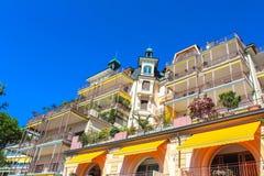 Montreux, Switzerland Stock Photos