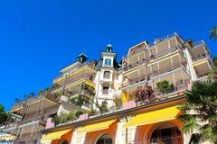 Montreux, Zwitserland royalty-vrije stock afbeeldingen