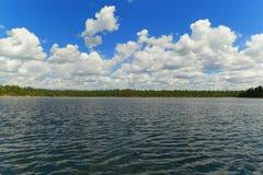 Montrez le bas lac Arizona Images libres de droits